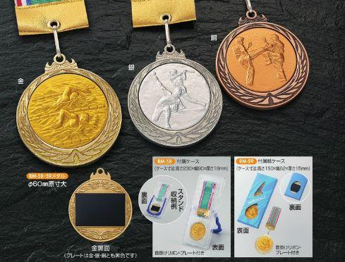 オリジナルメダル